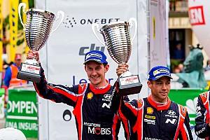WRC Ultime notizie Paddon fuori dall'oblio in Polonia. Ora preparerà i rally su asfalto