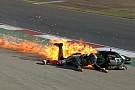 Un duro accidente dejó a Tom Sykes fuera del WorldSBK en Portugal