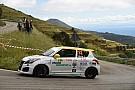 Rally Suzuki Rally Cup: la prima a Simone Rivia all'Elba