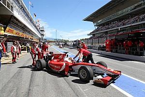 FIA F2 Репортаж з кваліфікації Ф2 у Барселоні: другий поспіль поул Леклера