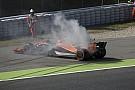 McLaren, incrédulo y triste ante la falla de motor de Alonso