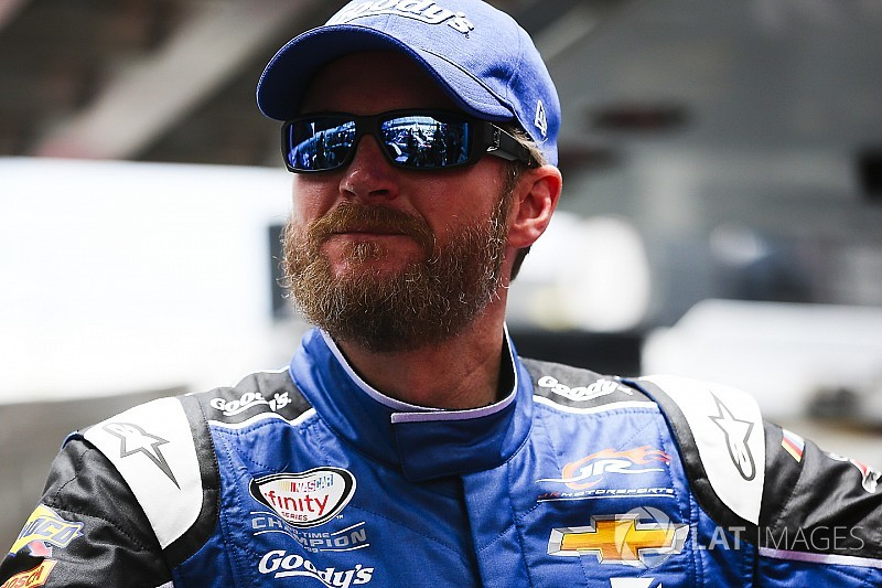 """Dale Earnhardt Jr. - """"What in the hell is going on in this world?"""""""