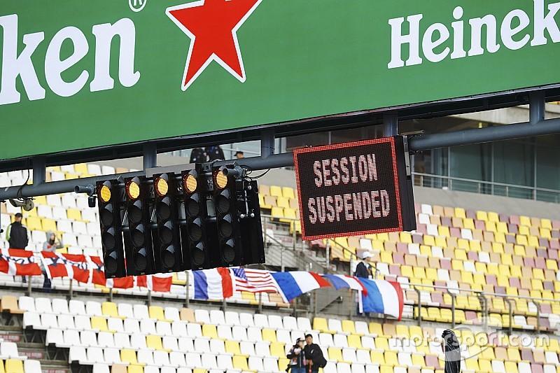 Los equipos de F1 debaten pasar la carrera de China al sábado