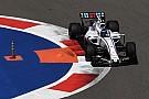 Formule 1 Stroll a commis