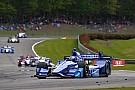 IndyCar Dixon admiró el rebase que le propinó Newgarden