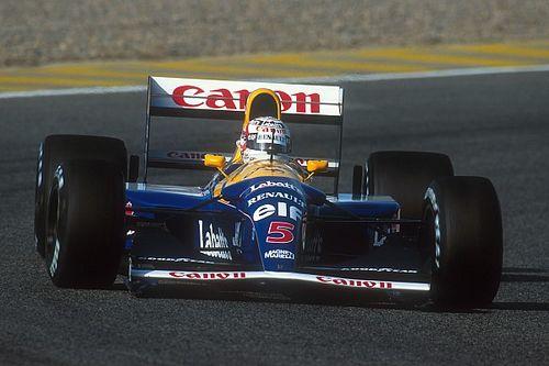 Vettel kupił Williamsa