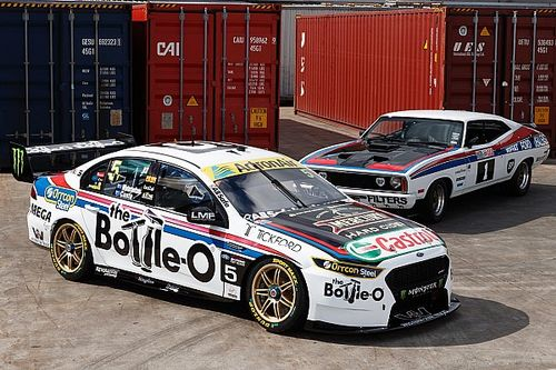 Winterbottom to run 1977 Bathurst tribute livery