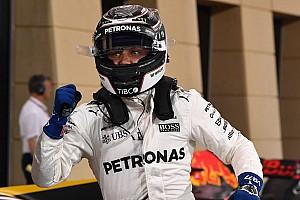 F1 Reporte de calificación Bottas consigue su primera pole