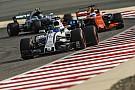 Le line-up des essais F1 de Bahreïn