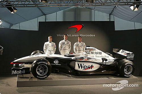 El McLaren MP4-17 de Raikkonen alcanza los 1,8 millones de euros