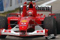 Schitterend eerbetoon aan Michael Schumacher op Goodwood
