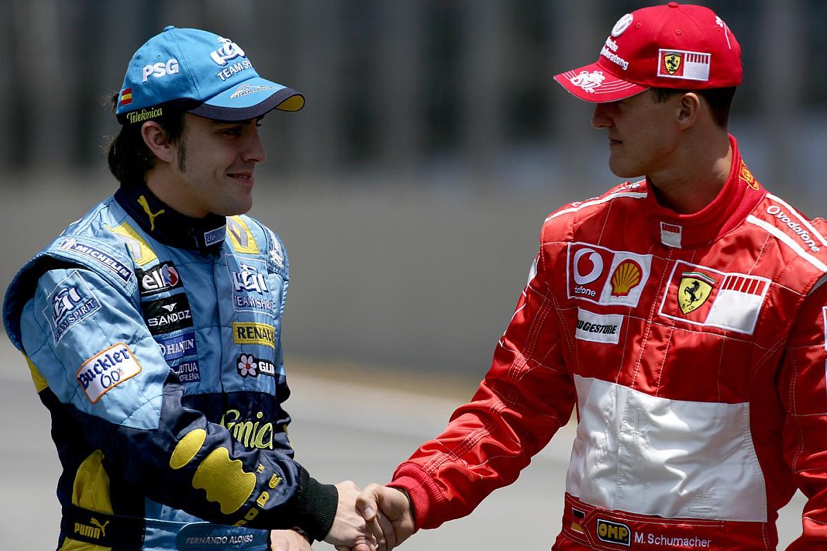 Alonso: Schumacher