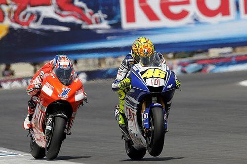 """Stoner: """"Es triste ver cómo para Rossi un 5º puesto es como una victoria"""""""