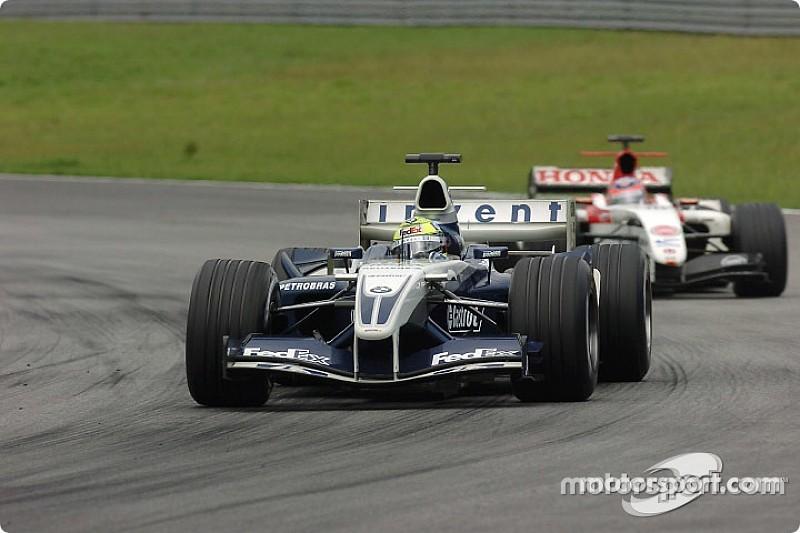 VIDEO: El peligroso accidente de Ralf Schumacher en Indianápolis en 2004