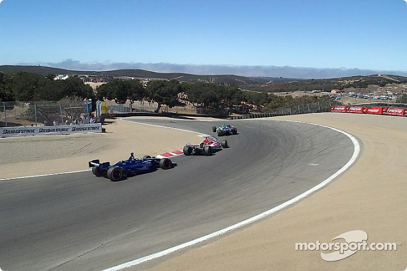 Laguna Seca accueillera l'IndyCar en 2019