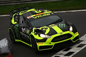 Fotogallery: le livree più belle delle vetture usate da Valentino Rossi al Monza Rally Show