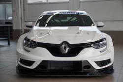 La Renault Mégane TCR della Vuković Motorsport