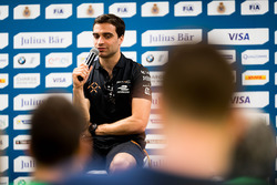Press Conference:  Jérôme d'Ambrosio, Dragon Racing