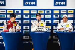 1, Maro Engel, Mercedes-AMG Team HWA, Mercedes-AMG C63 DTM; 2. Mattias Ekström, Audi Sport Team Abt