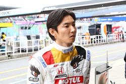 #16 Team Mugen Honda NSX-GT: Daisuke Nakajima