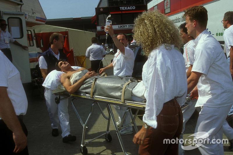 Mick Doohan, Honda after his crash