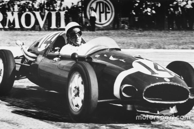 1958: Cooper Т43 Climax