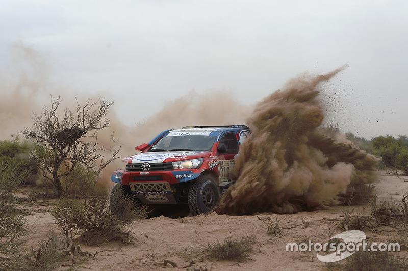 Эрик ван Лон, Van Loon Racing Toyota