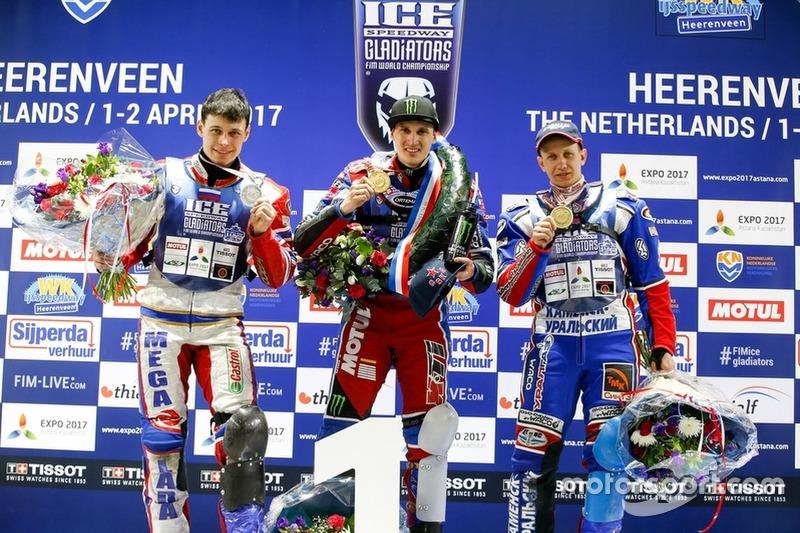 Вторым в общем зачете стал Игорь Кононов, а третье место занял Дмитрий Хомицевич