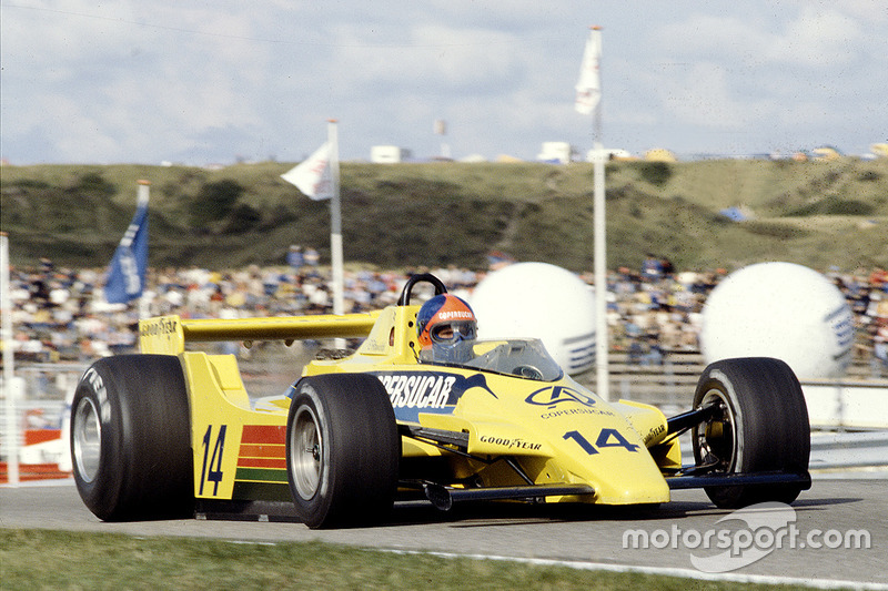 Emerson Fittipaldi, Fittipaldi F6A Ford