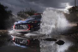 Дані Сордо, Марк Марті, Hyundai Motorsport, Hyundai i20 Coupe WRC