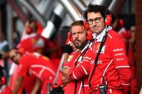 Mattia Binotto, Ferrari Chief Technical Officer in