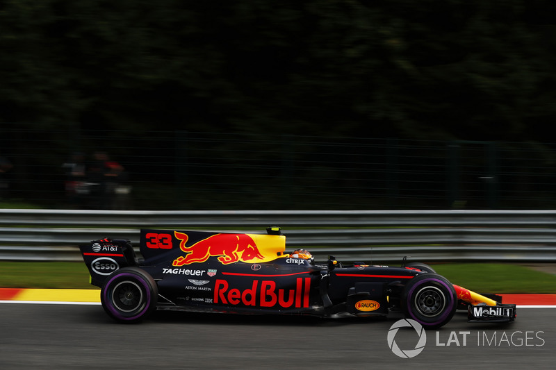 Max Verstappen, Red Bull Racing RB1