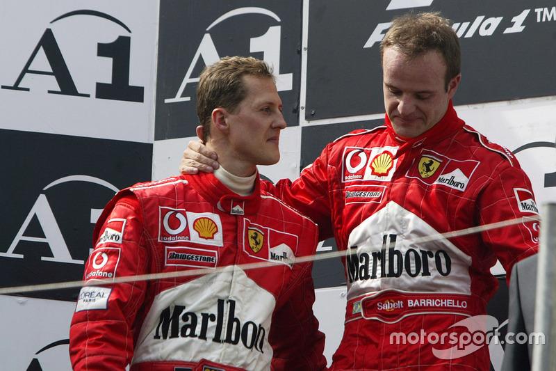 58勝目:2002年オーストリアGP