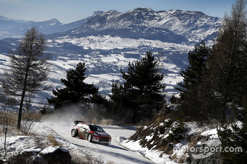 Craig Breen, Scott Martin, Citroën DS3 WRC, Citroën World Rally Team