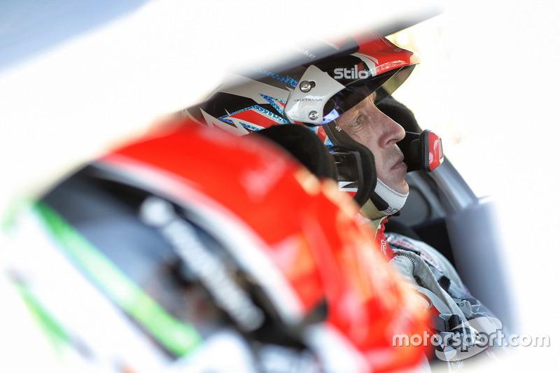 Kris Meeke, Citroën C3 WRC, Citroën World Rally Team