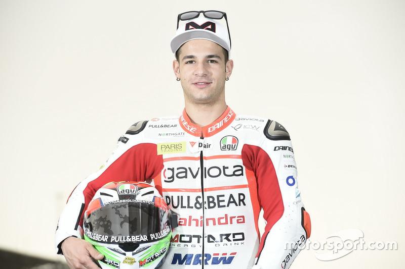 Lorenzo Dalla Porta, Aspar Team