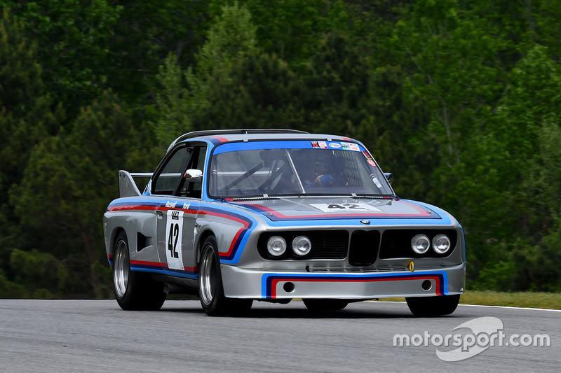 #42 1973 BMW CSL Russell York