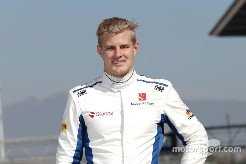 Маркус Эрикссон, Sauber F1 (2017)