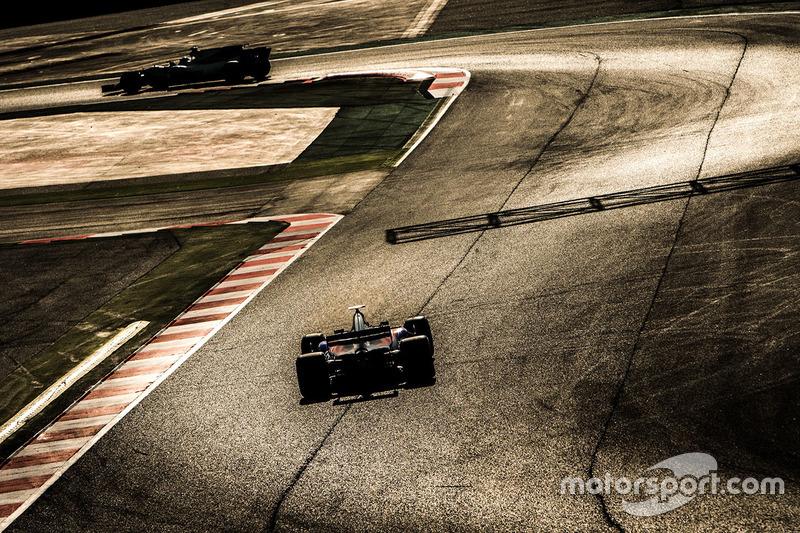 Jeudi : Daniil Kvyat, Scuderia Toro Rosso STR12