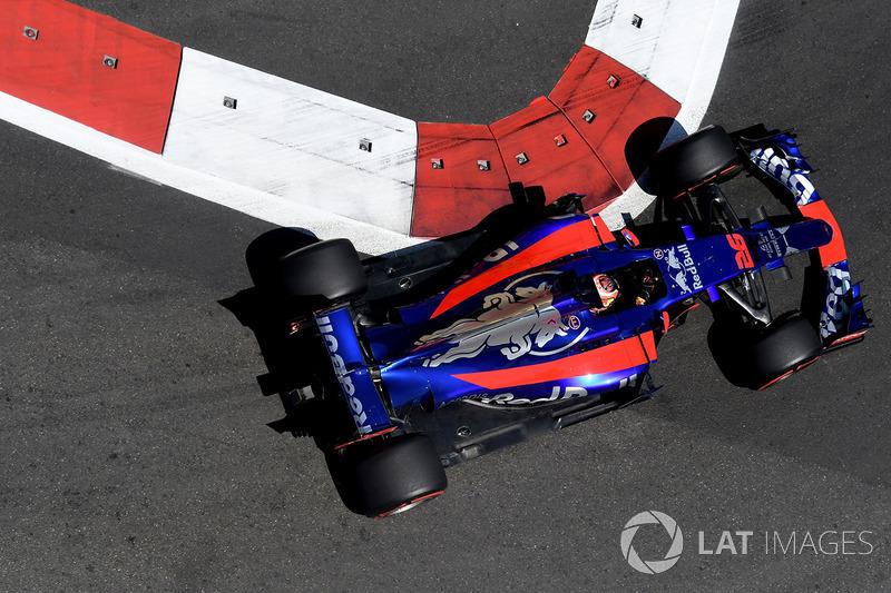 18. Daniil Kvyat, Toro Rosso