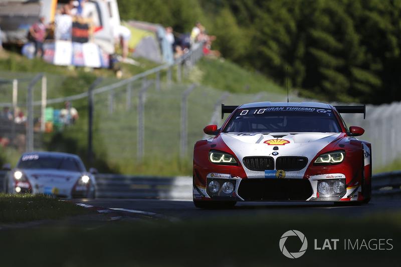 #42 BMW Team Schnitzer, BMW M6 GT3