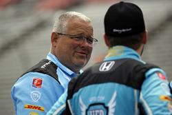 Mike Miller, Crewmitglied von Andretti Autosport