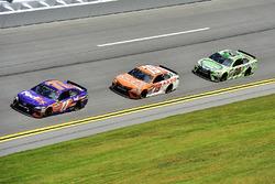 Matt Kenseth, Joe Gibbs Racing Toyota, Daniel Suarez, Joe Gibbs Racing Toyota, Denny Hamlin, Joe Gibbs Racing Toyota