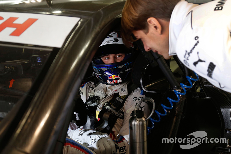 Marco Wittmann, BMW M4 DTM, mit Augusto Farfus