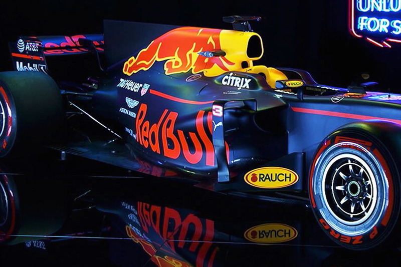 Red Bull Racing RB13 detail