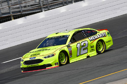 Ryan Blaney, Team Penske, Ford Fusion Menards/Sylvania