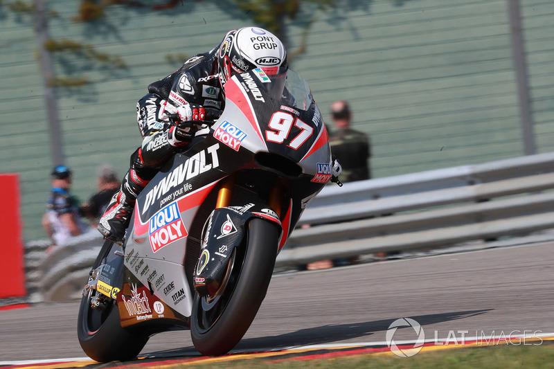 Xavi Vierge, Dynavolt Intact GP Moto2