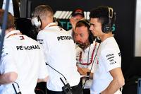 Третий пилот Mercedes AMG F1 Паскаль Верляйн