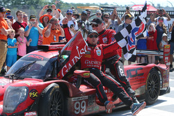 Winners #99 JDC/Miller Motorsports ORECA 07, P: Stephen Simpson, Mikhail Goikhberg, Chris Miller