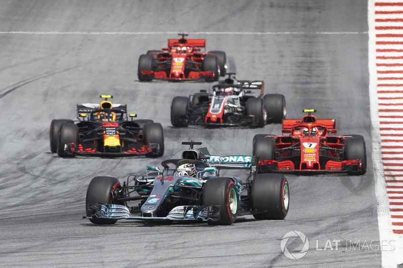Tercer pecado: GP de Austria